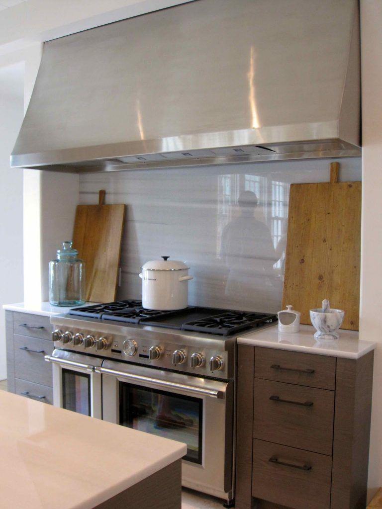 water coastal kitchen