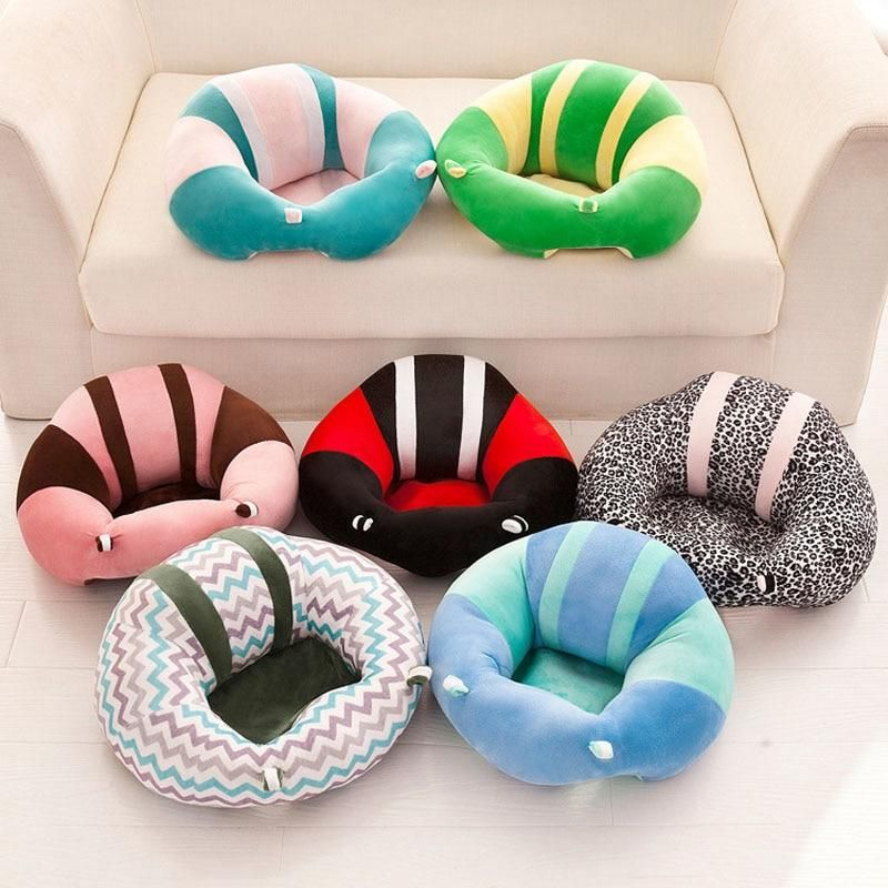 Toys & Hobbies Confident Plush Soft Round Creative 2 String 3 String Knot Ball Pillow Handmade Craft Stuffed Baby Sleeping Cushion Room Sofa Pillow Doll Excellent In Cushion Effect
