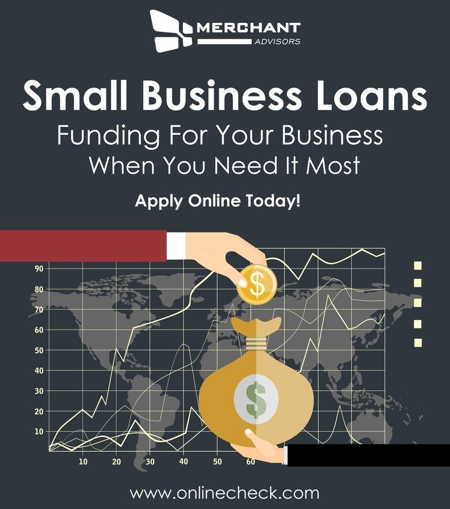 Looking For An Easy And Affordable Business Funding Program Merchant Advisors Smallbusinessloan Is W Business Loans Small Business Loans Grow Small Business
