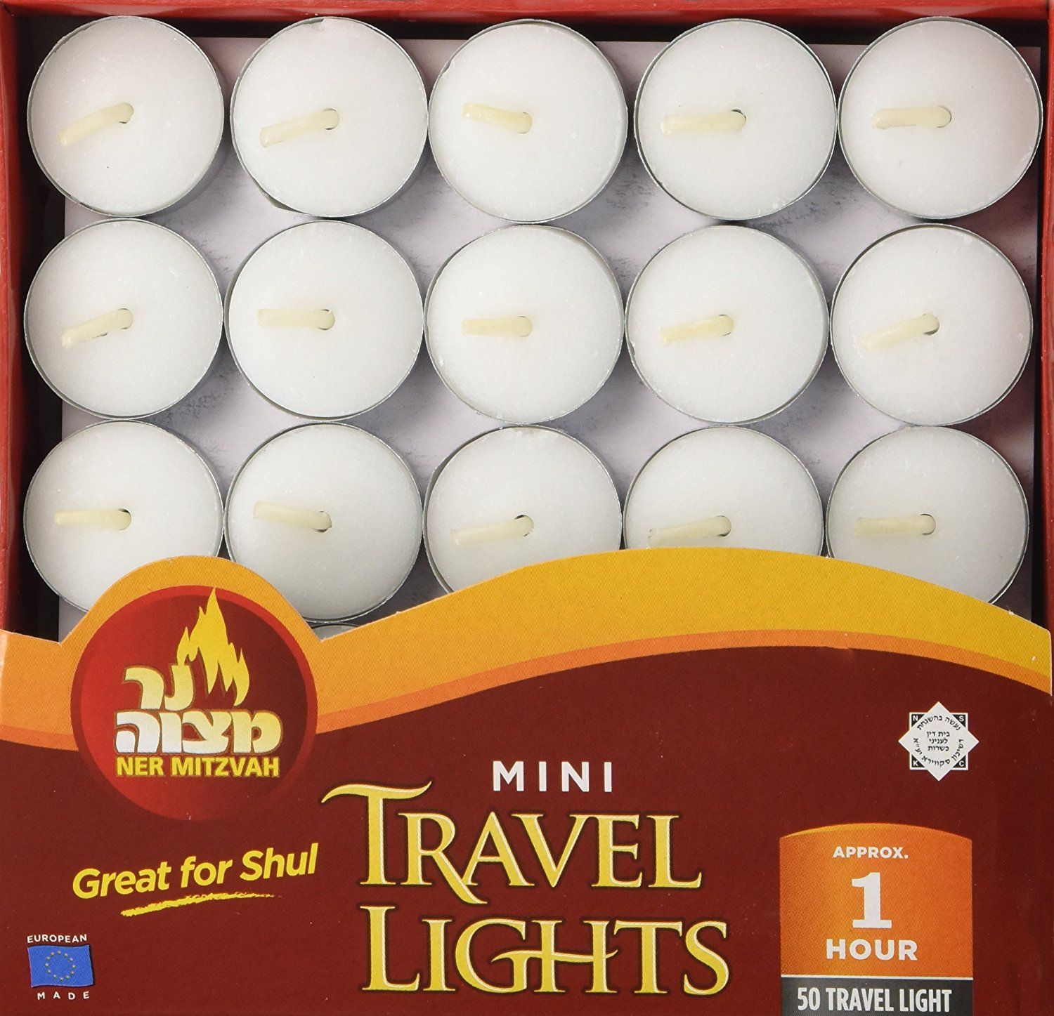 Mini Travel Tea Lights / 50 Pack *** Check this awesome product by going to the link at the image.