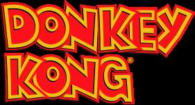 Donkey Kong Logopedia Fandom Donkey Kong Virtual Boy Super Mario Kart