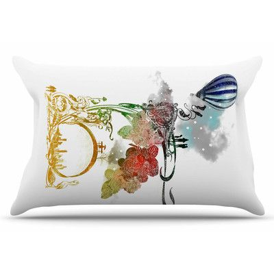 East Urban Home A Little Paradise by Frederic Levy-Hadida Pillow Sham Size: Standard