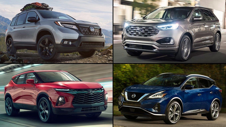 Refreshing Or Revolting 2019 Honda Passport Vs The Competition News Cars Carnews Honda Passport Honda Luxury Cars
