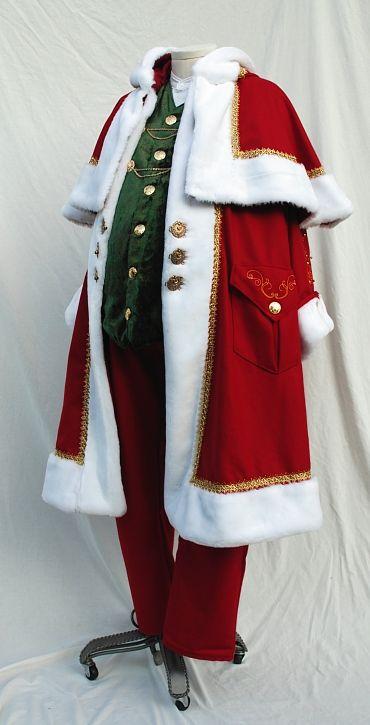 The 25 Best Santa Costumes Ideas On Pinterest Kids