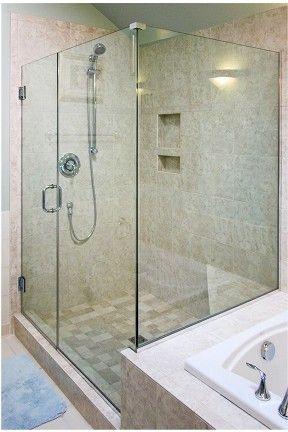Luxury Frameless Gl Shower Door Interior Blueprint