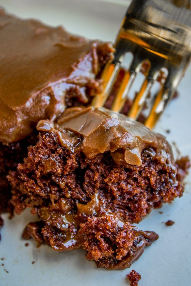 The Only Texas Sheet Cake You Ll Ever Need From The Food Charlatan This Recipe Is The One You Guys As In The Texas Sheet Cake Sheet Cake Delicious Deserts