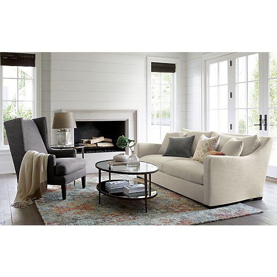 Alvarez Rug   Gray sofa living, Grey sofa living room ...