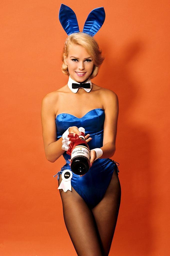 Cheryl Vincent Chicago Bunny 1964