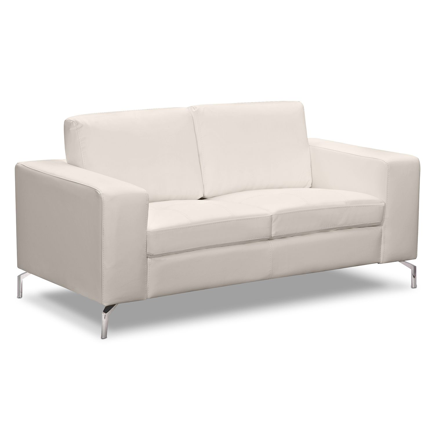 Casino Loveseat White Leather Sofas Love Seat Ikea Leather Sofa