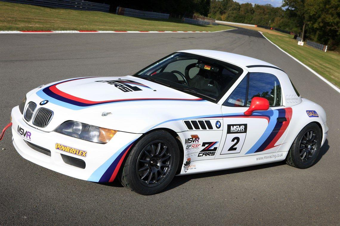 Msvr Z Cars Racing Bmw Z3 19 New Race Car 201 Cars