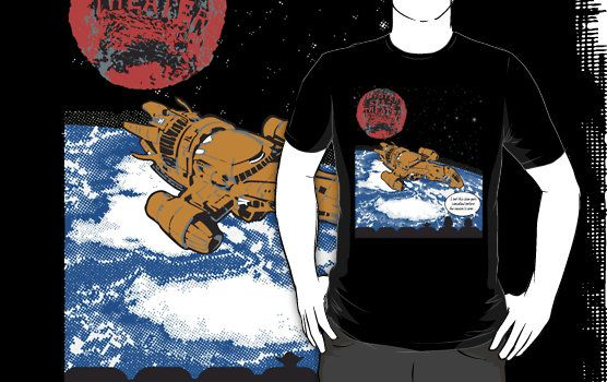 Firefly/Star Wars/MST3K all in one shirt!