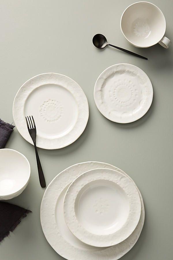 Old Havana Dinner Plates, Set of 4