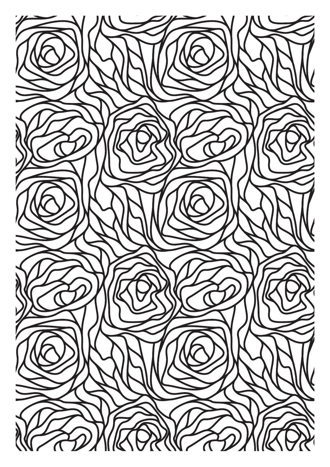 veli anstvena bojanka za odrasle klikaj coloring floral coloring books books curtains. Black Bedroom Furniture Sets. Home Design Ideas