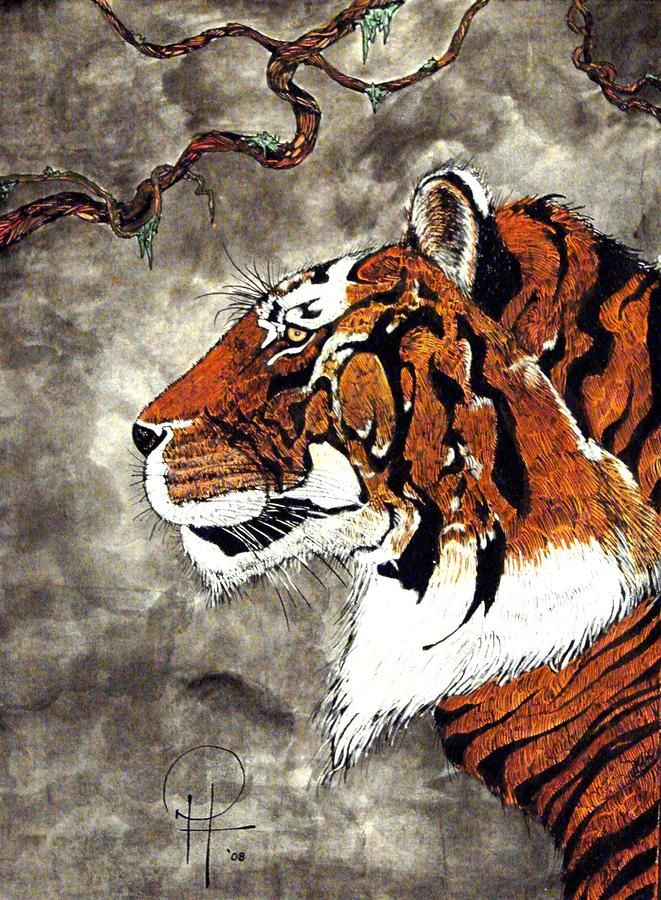 The Doom of the TIger by Doug Hiser
