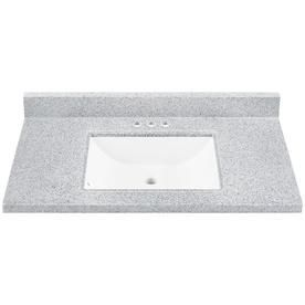 Fresh solid Surface Integral Sinks