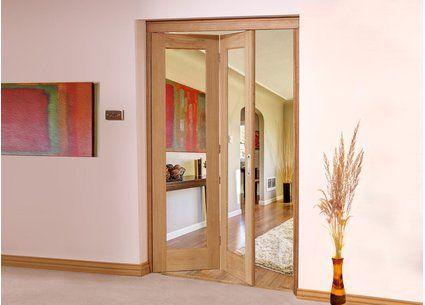 Image result for bifold double doors | Doors | Pinterest | Double ...