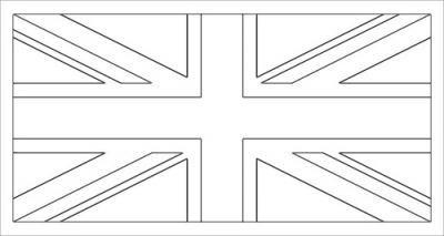 Dibujo Colorear Bandera Inglaterra Buscar Con Google