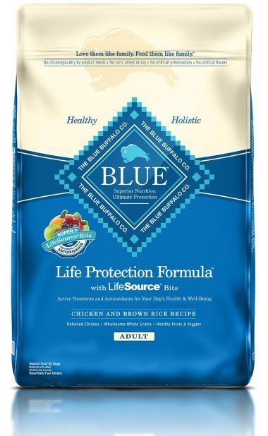 Blue Buffalo Grain Free Dog Food Best Dry Dog Food Senior Dog Food Recipes Dog Food Recipes