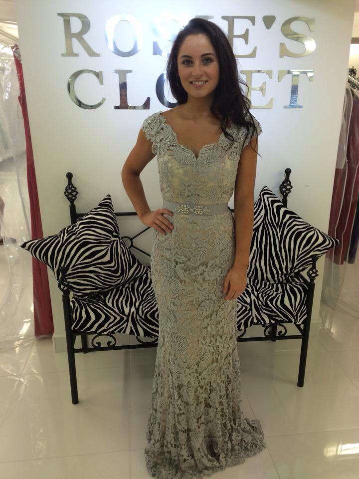20c6f2a3cc4 Grey dress from Rosie s Closet NI