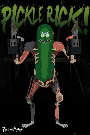Rick And Morty Posters And Prints Buy Online At Gbposters Com Rick And Morty Poster Rick And Morty Tattoo Rick And Morty Drawing