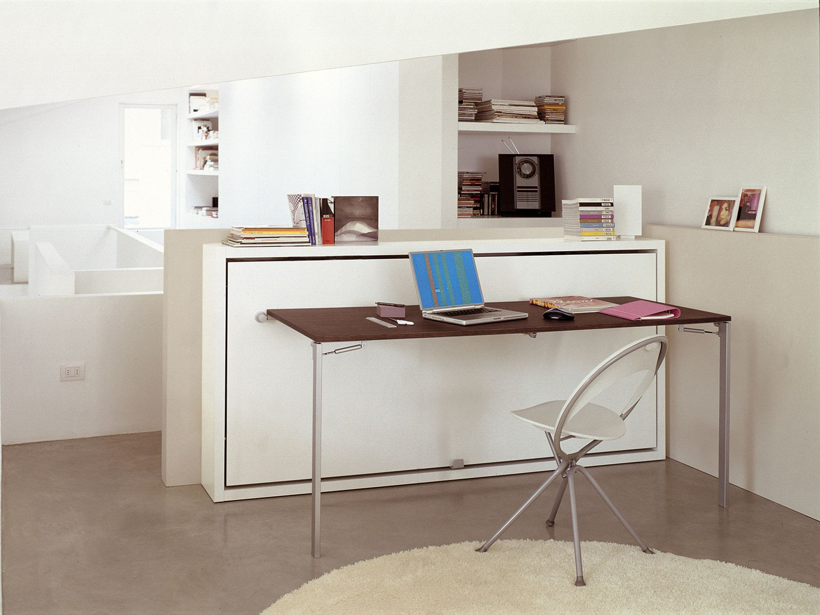 Convert A Desk To Seating Area