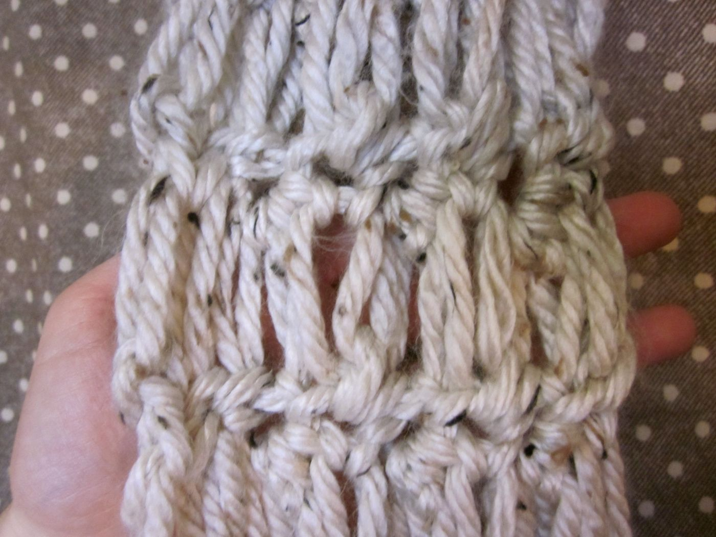 Solomon\'s Knot (Love Knot) Scarf | Crochet fun... oh the things to ...