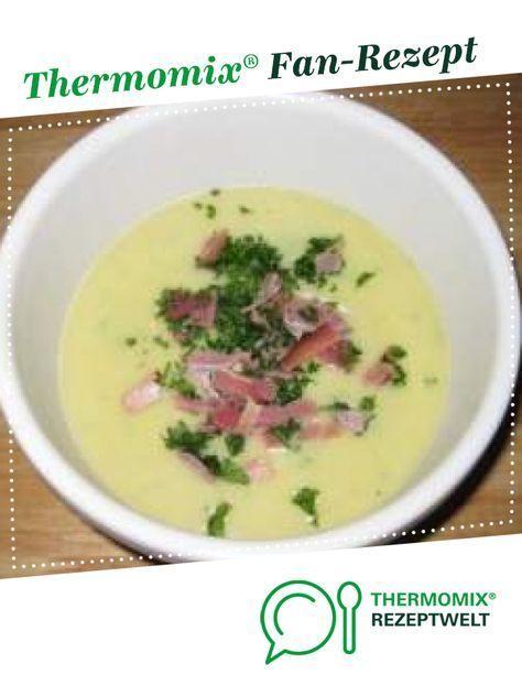 Photo of Kohlrabi and potato cream soup