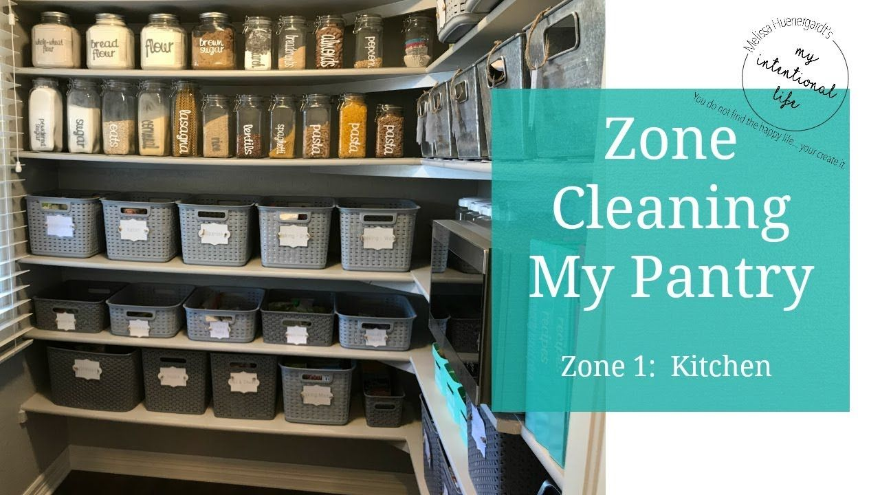 pantry organization tons of ideas zone cleaning my intentional life with images zone on organizing kitchen cabinets zones id=26634