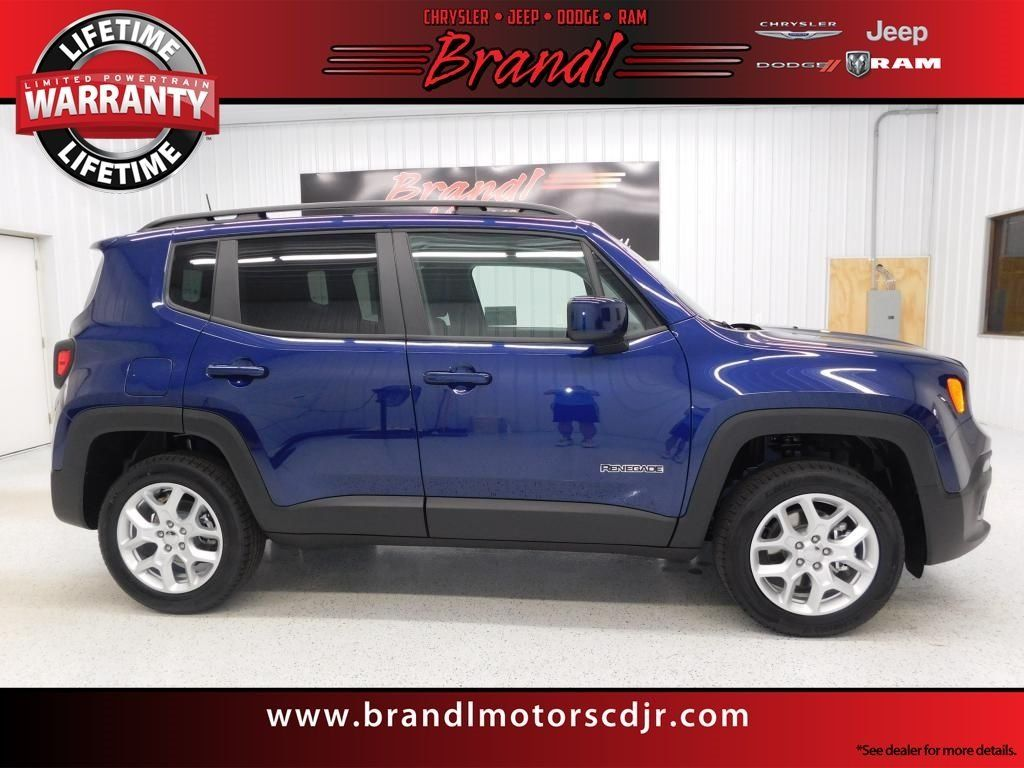 Brandl Motors Little Falls Mn >> 2018 Jeep RENEGADE LATITUDE 4X4 | Our Cars | Electronic ...