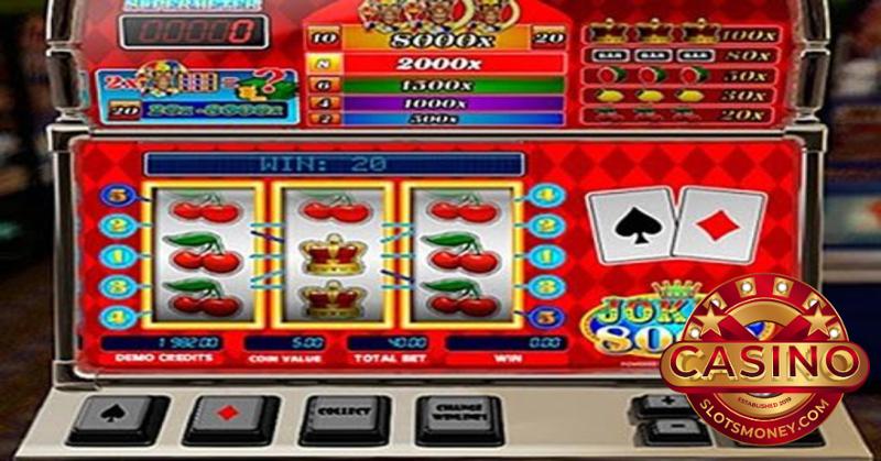 Joker 8000 Slot Machine