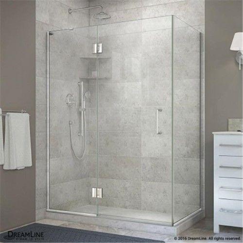 Dreamline E32430l 01 72 X 48 38 X 30 In Unidoor X Hinged Shower