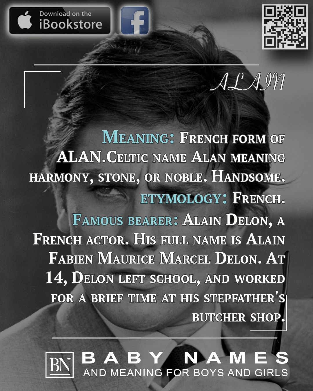 What is the name of Alain