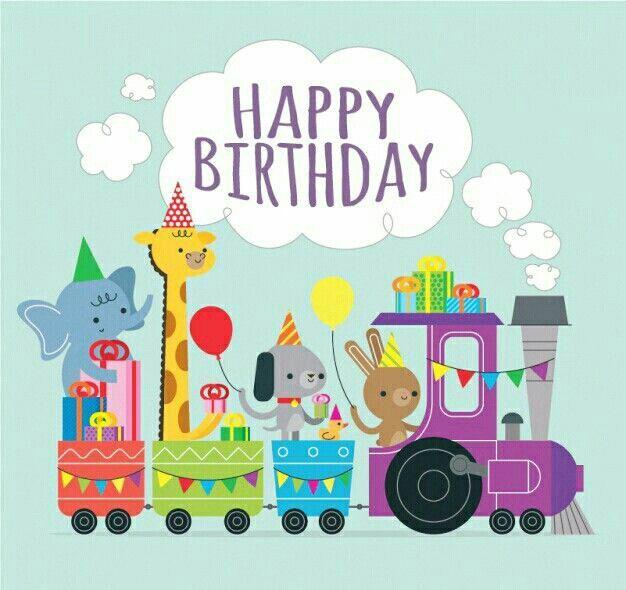Happy Birthday Animals, Happy Birthday