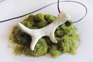 Kullattu Hare: koruja ideoita Sculpey -massakoruja
