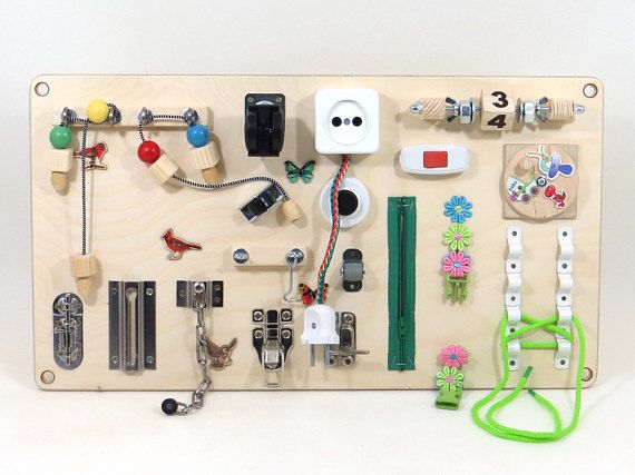 Interaktive beschäftigt Boards sind lustig und lehrreich – der ...