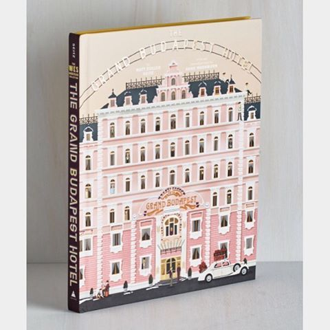 Wes Anderson Coffee Table Book.Wes Anderson Coffee Table Book Book Worm In 2019 Grand Budapest