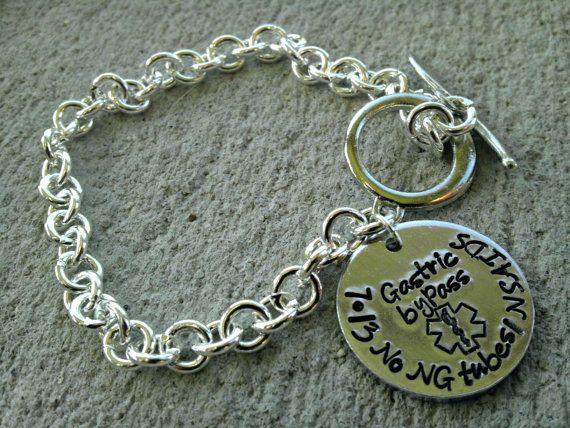 Medical Bracelet Alert By Charmlettedesigns 16 00