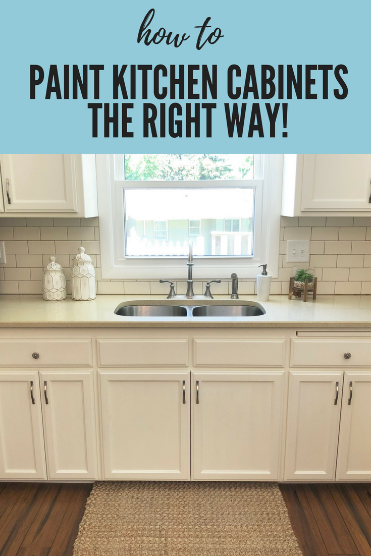 Transform Your Kitchen With This Step By Step Guide To Painting Your