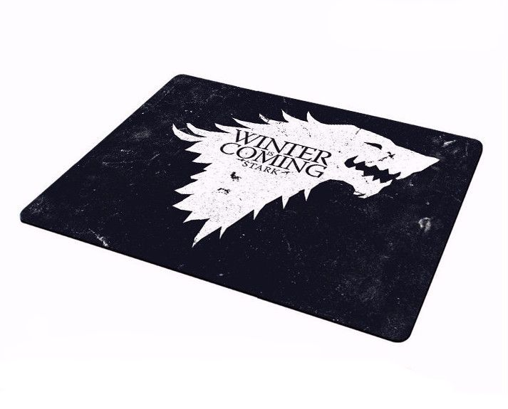 GAME OF THRONES Stark Family Crest Mouse Pad   #gameofthrones #cinema #harrypotter #fashion #dogs #anime #marvel #manga #doglovers #naruto
