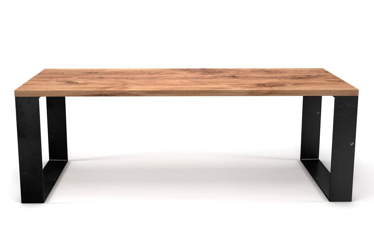 Esstisch Eiche Modern Nach Maß Holzpiloten Moderne