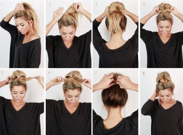 42+ Comment faire une jolie coque coiffure le dernier