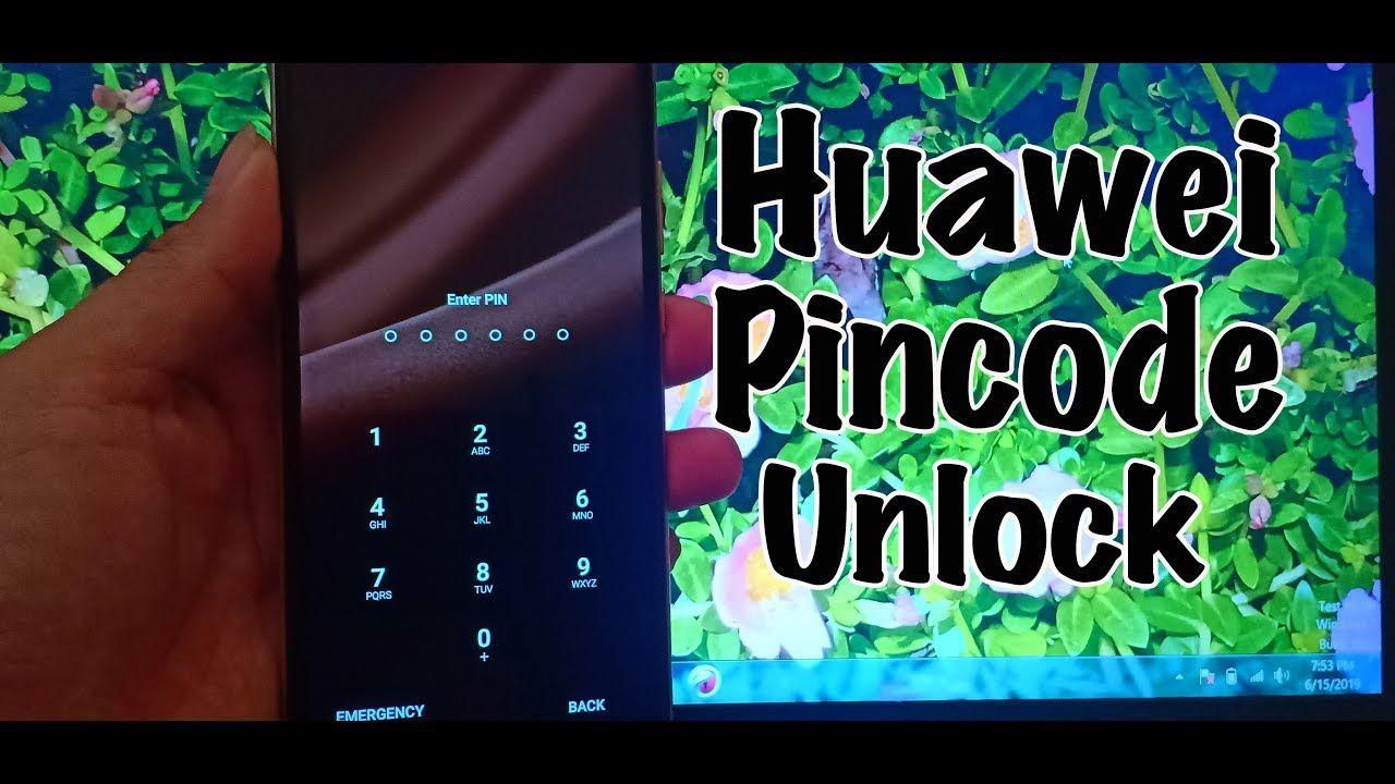 How To Remove Pincode Huawei Huawei V7 0 8 0 Pattern Unlock