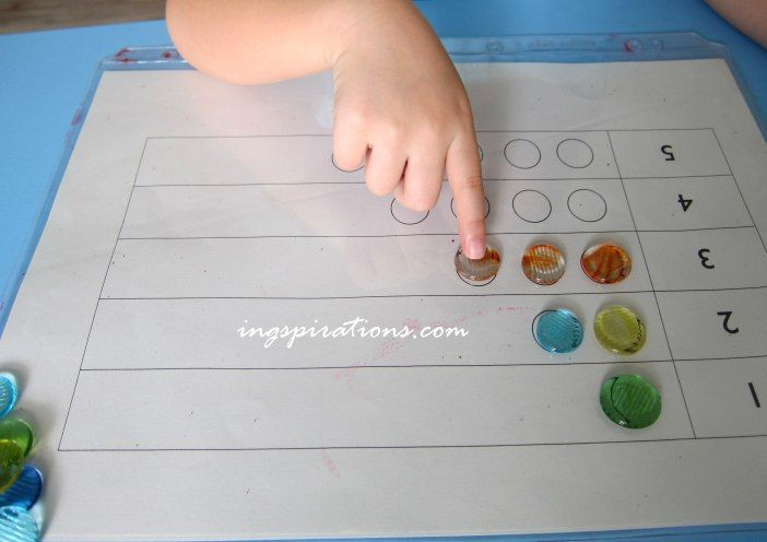 Teach Toddlers Counting One To One Correspondence Math