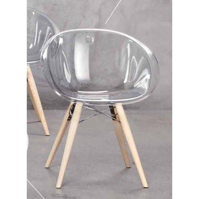 Https Www Asvmobilier Com Gliss Chaise Coque Transparente Pied Frene Blanchi 8149 Html Chaise Transparente Chaise Mobilier De Salon