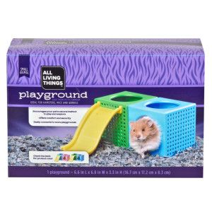 All Living Things Playground Cube Small Pet Toy Toys Habitat Accessories Petsmart Small Pets Pet Toys Pet Rodents