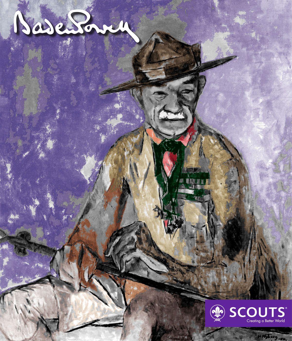 Lord Robert Baden-Powell (BP)