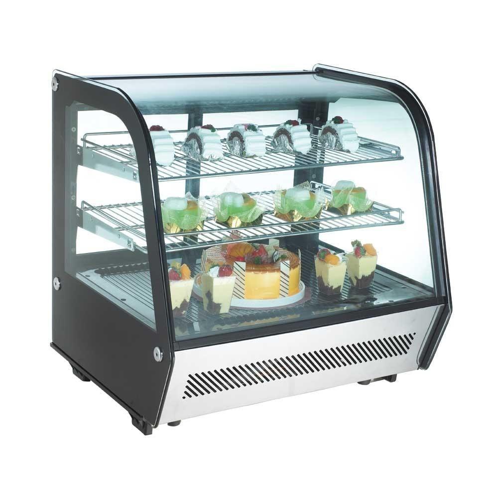 Commercial Countertop Refrigerated Display Case 28 Countertop