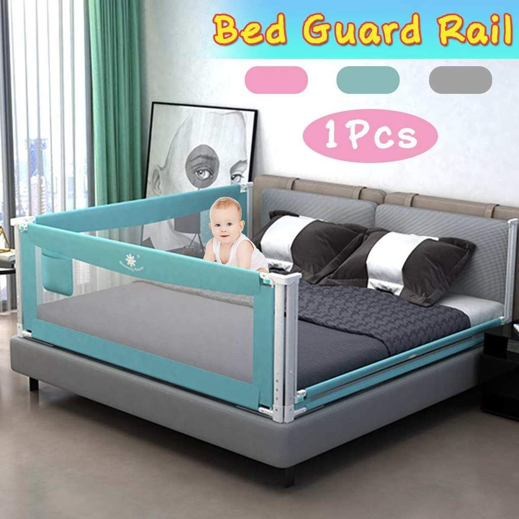 Baby Bed Fence Safety Baby Playpen Bed Guard Rail For Children