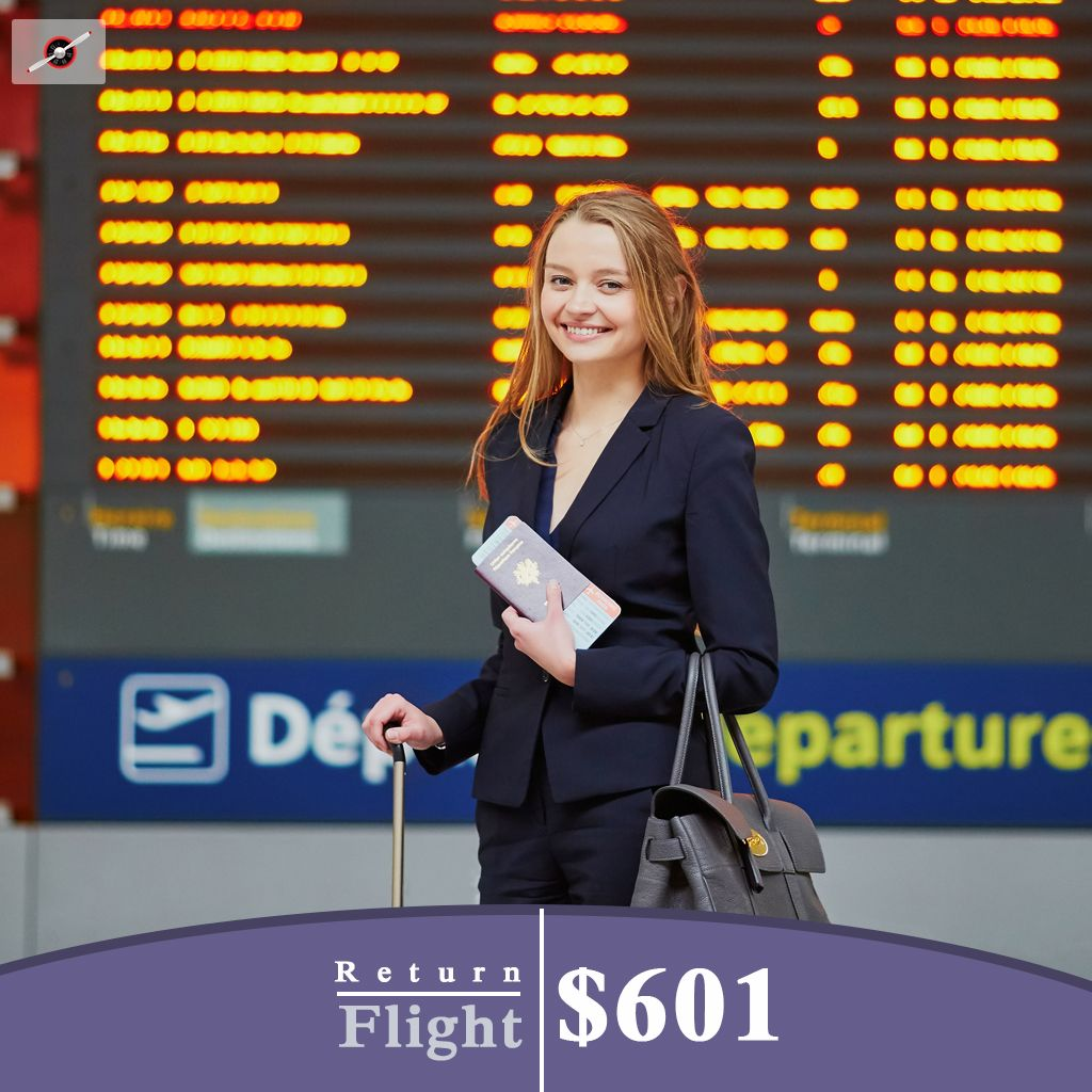 how to book an open return air ticket