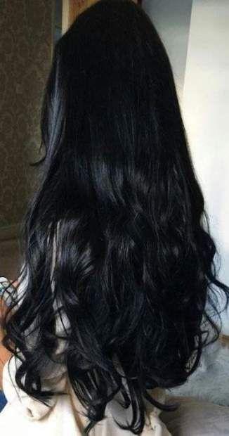 34 Ideenhaar Dunkelbraun Schwarz Dunkelbraun Ideenhaar Schwarz Haardunkelbraun Langhaarfrisuren Lange Schwarze Haare Lange Haare